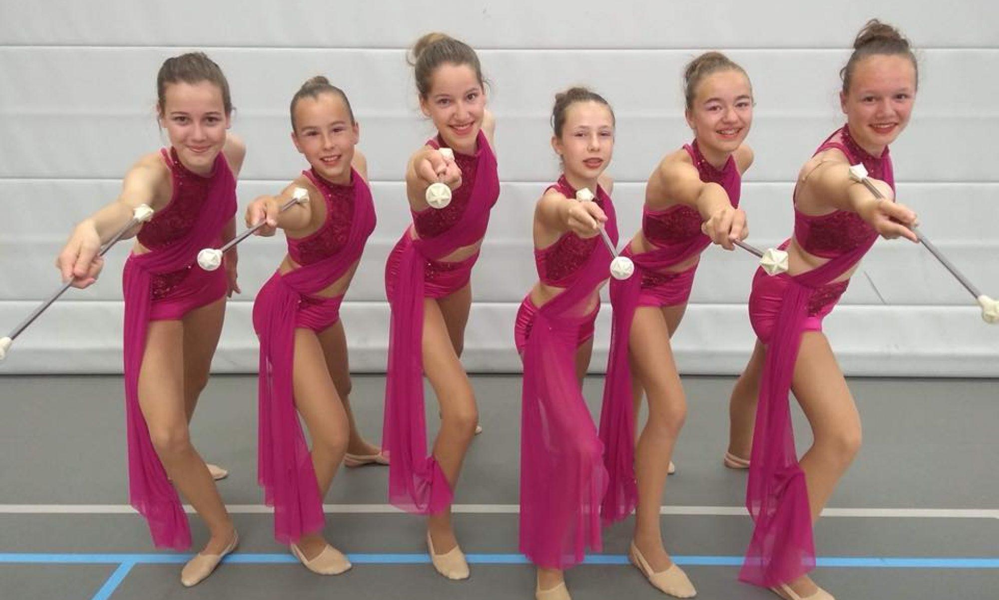 Twirl en Dancefactory Kapelle